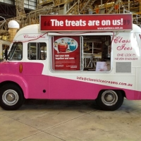 Mr Whippy Van
