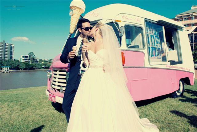 Mr Whippy Van